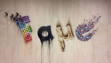 «No Respect» [graffiti & street art] | Events
