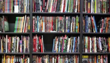 Athens Comics Library | Events