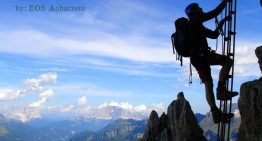 Via Ferrata @ Dolomites_2015