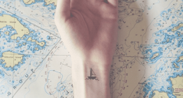 Tiny Tattoos | Austin Tott