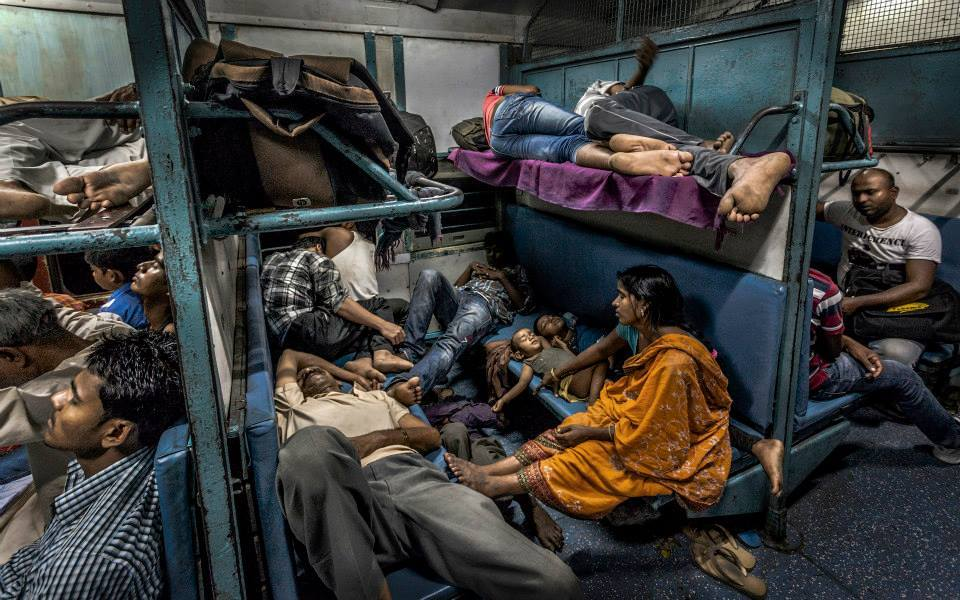 Sujan Sarkar with 'General Compartment'