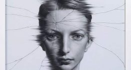 The Cracked Portrait Series από τον Taisuke Mohri | Art
